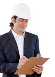Business engineer Stock Images