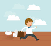 Business entrepreneur Stock Images
