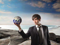 Business and environment Stock Photos