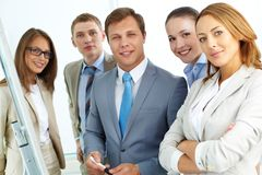 Business environment Royalty Free Stock Image