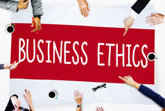 Business Ethics Honesty Ideology Responsibility Strategy Concept Royalty Free Stock Photos