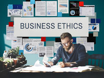 Business Ethics Honesty Integrity Concept Stock Photos