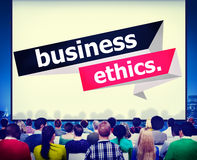 Business Ethics Integrity Honesty Trust Concept Stock Images