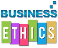 Business Ethics Professional Colourful Stock Photo