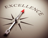 Business Excellence Concept Stock Photos