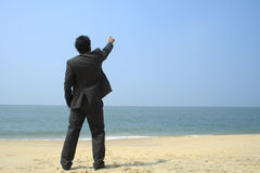 Business executive Stock Image