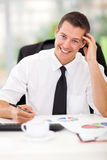 Business executive office Stock Photo
