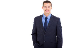 Business Executive Portrait Stock Photo