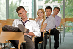 Business executives Stock Photography