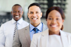 Business executives standing Royalty Free Stock Image