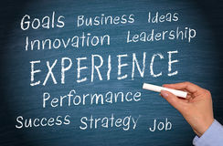 Business experience Stock Photography