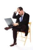 Business failure Stock Photo