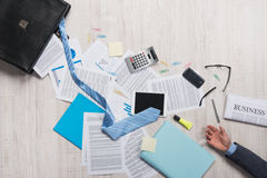 Business failure concept Stock Photography