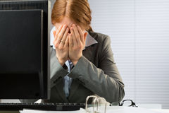Business Failure or Problems royalty free stock photo
