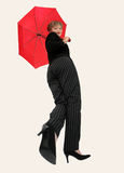 Business fashion stock image