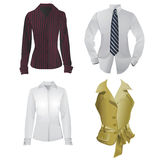 Business fashion vector Royalty Free Stock Images