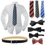 Business fashion vector Royalty Free Stock Image