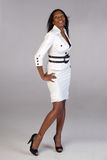 Business fashion woman. Stock Photography