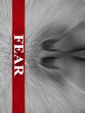 Business Fear Royalty Free Stock Photography
