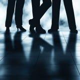 Business feet Stock Image