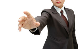 Business female hand . Royalty Free Stock Images