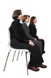 Business female management team Royalty Free Stock Image
