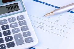 Business figures Stock Photos