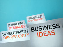 Business - Development Royalty Free Stock Images
