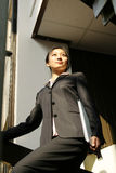 business file women woth young стоковое фото
