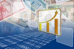 Business finance Stock Photo