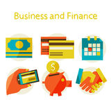 Business and Finance Royalty Free Stock Photos