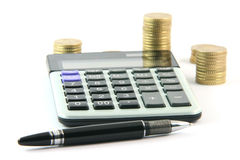 Business finance Royalty Free Stock Images