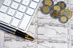 Business Finance Royalty Free Stock Image