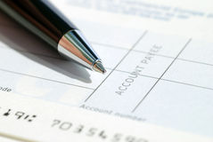 Business finance Stock Image