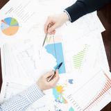 Business, finance and all things related - 1 to 1 ratio Stock Photography