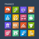 Business finance concept icon Stock Photo
