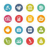 Business and Finance -- Fresh Colors Series Royalty Free Stock Photo