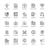 Business and Finance Line Vector Icons. Here is a useful Business and Finance Vector Icons pack. Hope you can find a great use for them in finance, money Stock Photography