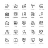 Business and Finance Line Vector Icons 11. Here is a useful Business and Finance Vector Icons pack. Hope you can find a great use for them in finance, money Royalty Free Stock Photos
