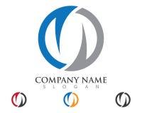 Business Finance Logo Royalty Free Stock Photos