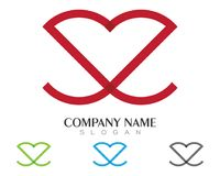 Business Finance Logo Royalty Free Stock Image