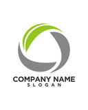 Business Finance professional logo vector Stock Photography