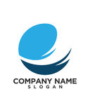 Business Finance professional logo vector. For financial business insurance abstract Stock Images
