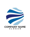 Business Finance professional logo vector. For financial business insurance abstract Stock Photos