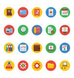 Business and Finance Vector Icons 4 Royalty Free Stock Images