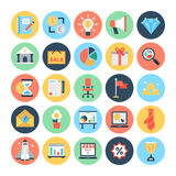 Business & Finance Vector Icons 2. Get for your next business and financial designs, You can use this business and finance  icons as you like, the set will Royalty Free Stock Image