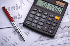 Business Finances Stock Photo