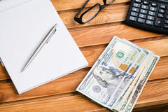 Business and Finances Objects Stock Image