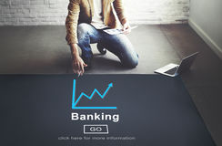 Business Financial Banking Management Concept stock photography