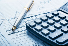 Business and financial concept Stock Photography